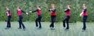 Sommertraining beim WERV :: Bewegungsablauf einer Pirouette - Manuela Geißler